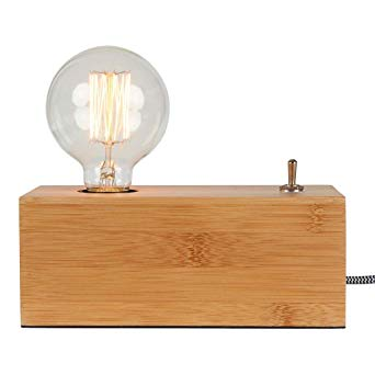lampe base rectangulaire